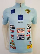 MAGLIA SHIRT CICLISMO GRAN FONDO MONDIALE MISANO CYCLING ITALY CYCLISM MB559