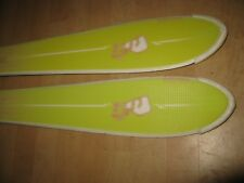 SKIS SALOMON BBR LIMELITE 7.4 150 cm !!! GOOD SKIS ! ROCKER
