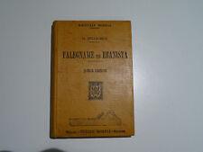 Manuali Hoepli - Falegname ed Ebanista - Quinta edizione 1913