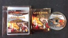 GOD OF WAR COLLECTION VOLUME 2 - PS3 PLAYSTATION - PAL ESPAÑA - COMPLETO