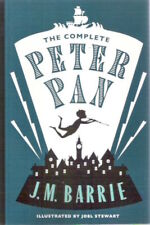 THE COMPLETE PETER PAN J M Barrie Brand New! paperback 2015 Alma Childs Classic