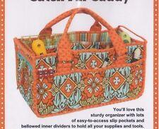 PATTERN - Catch All Caddy - handy basket, organizer PATTERN - Patterns by Annie