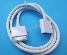 30Pin Dock Extension Cable for iPhone iPad iPod Audio Video Support HDMI HDTV HD