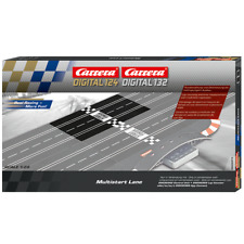 CARRERA 30370 DIGITAL 132 MULTI-START LANE TRACK 1/32 1/24 SLOT CAR TRACK