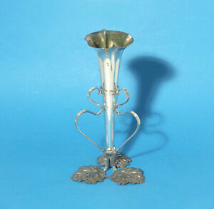 Antique Large Ornate Single Epergne – Stokes and Sons – Circa 1920s
