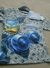 Skylanders Jet Vac Children's T-shirt Brand New