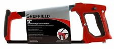 "Sheffield 12"" Quick Refill High Tension Hacksaw Part 58251"