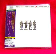 Siouxsie & The Banshees JOIN HANDS JAPAN SHM MINI LP CD OUT OF PRINT UICY-94076