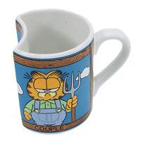 Garfield Coffee Mug Vintage 1980 Enesco Arlene A Classic Couple Farm Nesting Cup