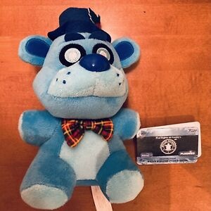 Five Nights At Freddy's — FNAF FREDDY FROST BEAR Plush Funko Walmart EXCLUSIVE