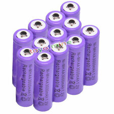 12 x AA 3000mAH 1.2V NiMH Recharge Rechargeable Battery