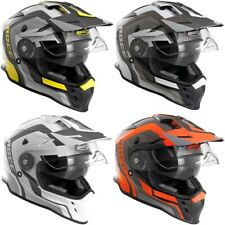 Rocc 781 Enduro Helmet off Road Crash Helmet cross Quad Helmet with Sun Visor