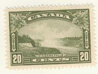 Canada Stamp Scott # 225 Niagara Falls MH