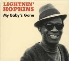 Lightnin 'Hopkins-My Baby' s Gone CD