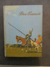 Cervantes DON QUIXOTE VON LA MANCHA Illustrationen Willy Planck  1906