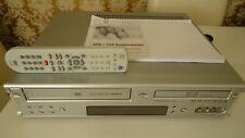 Daewoo DF-7100 Region-Free DVD Recorder+HiFi Stereo VHS Recorder Kombi, iLink DV