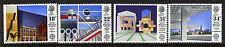 Great Britain 1176-9 MNH Architecture