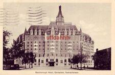 BESSBOROUGH HOTEL, SASKATOON, SASKATCHEWAN CANADA 1936