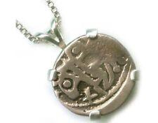 1050 AD Silver Islamic Medieval Ghaznavid Sultan Mawdud Punjabi Lahore Pakistan