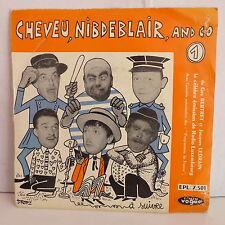 CHEVEU NIBDELAIR AND CO N°1 de GUY BERTRET et JACQUES LEDRAIN EPL7501
