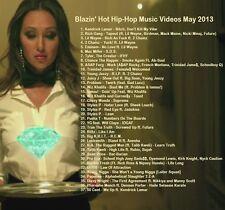 Promo Video Compilation DVD, Blazin Hot Hip Hop May 2013 ONLY on Ebay {Explicit}
