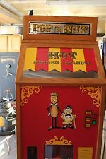 Pop'n Nut Popcorn Maker & Peanut Warmer Cart - Coin Operated 10 ACTUAL  PHOTOS