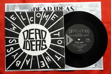 """DEAD IDEAS WELCOME TO ABYSS HARD CORE 1991RARE PRIVATE 7""""PS EP PUNK METAL SERBIA"""