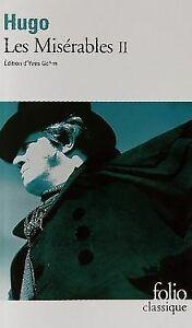 Les Misérables, tome 2 de Victor Hugo | Livre | état bon
