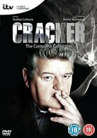 Cracker - Complete Collection [DVD][Region 2]