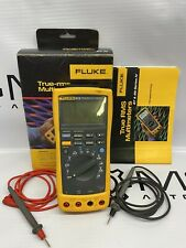 Fluke 87 Iv True Rms Industrial Dmm Digital Multimeter 87iv 87 Iv 4 Temperature