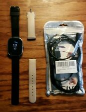 ASUS ZenWatch 2 37 mm Silver Stainless Steel Case with 2 straps smart