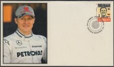CANADA # 2996.7 - FORMULA 1 SCHUMACHER  POSTAGE STAMP on FIRST DAY COVER #7