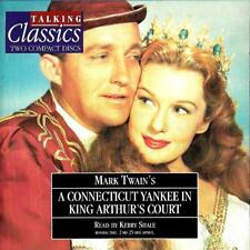 Connecticut Yankee In King Arthur's Court,Talking Classics Audio book 2cd set -