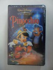 Vhs Pinocchio. classici Walt Disney. marzo 1993