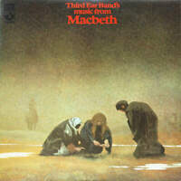 Third Ear Band Music From Macbeth LP VINYL Munster Records 2020 NEW