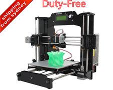 New Year promotion Geeetech 3d printer kit Full Acrylic I3 Pro X Reprap Prusa I3