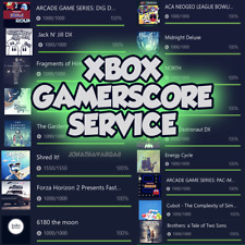Xbox Gamerscore Boost | FAST AND RELIABLE