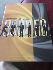 James Bond Collection 50 (DVD, 22-Disc Set, Box Set)