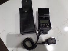 Canon Speedlite 540EZ Shoe Mount Flash for EOS cameras w/ Off TTL Shoe Cord 2