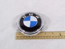 BMW X5 TRUNK EMBLEM 07-13 BACK HATCH OEM BADGE rear sign symbol logo round