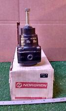 1 NEW NORGREN R38-200-RNKA REGULATOR NIB ***MAKE OFFER***