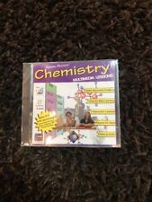 Personal Professor Chemistry Lessons Cd Rom New Sealed