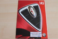 85175) Alfa Romeo 145 Prospekt 01/1997