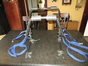 Thule Sweden 2 Bike Rack Mount 515-5001-02 Trunk Rack Carrier w/ guaranty