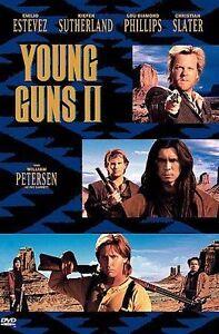 Young Guns 2 (DVD, 1999) Kiefer Sutherland