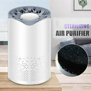 Room Air Purifier HEPA Filter Home Smoke Cleaner Eater Indoor Dust Odor Remover