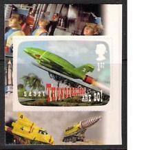 GB 2011 sg3143 Thunderbirds Gerry Anderson self adhesive stamp MNH