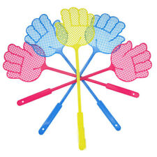 5Pcs Hand Shape Fly Swatter Bug Mosquito Insect Wasps Killer Catcher Swat Zapper