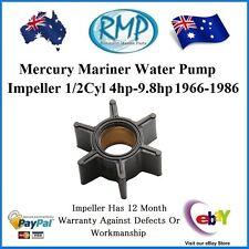 A New Mercury Mariner Water Pump Impeller 1/2Cyl 4hp-9.8hp 1966-1986 R 47-89981