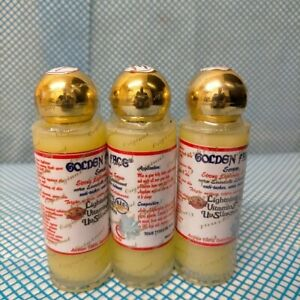 1X Golden Face Whitening Beauty Strong Serum